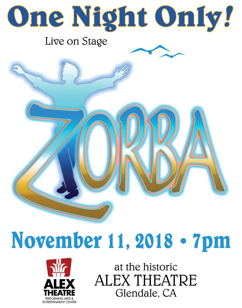 Musical Theatre Guild presents ZORBA